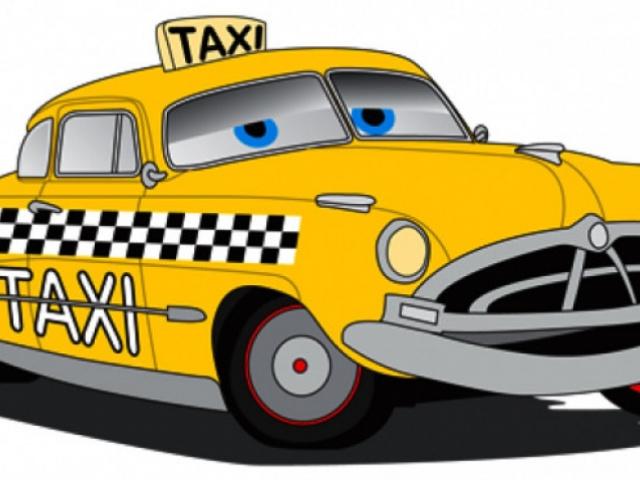 VIN - таксі